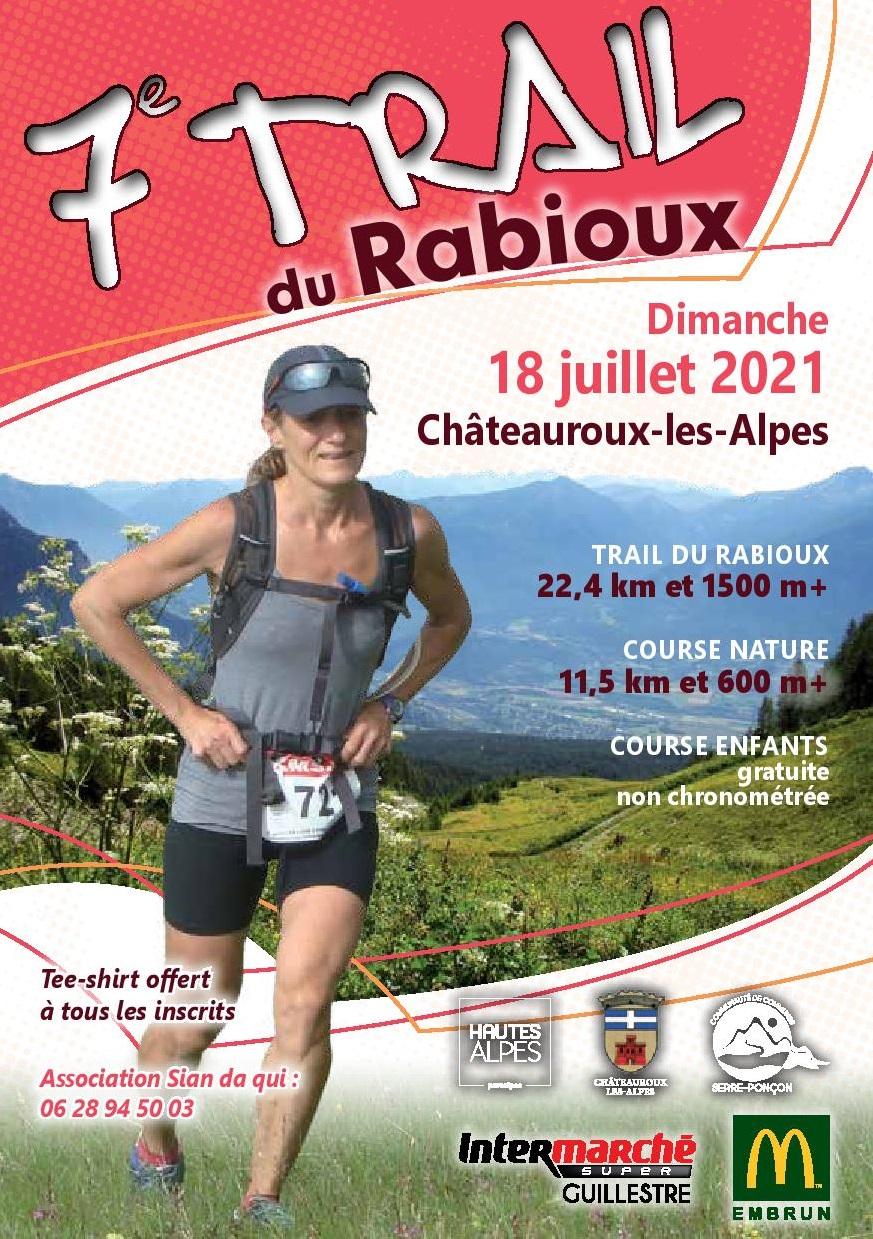 Trail du Rabioux