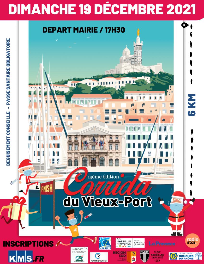 La Corrida du Vieux Port de Marseille