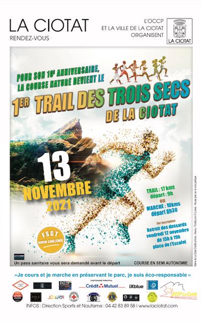 Trail des Trois Secs